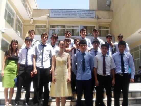 Командировка в Душанбе В этом учебном году в моей жизни произошли три невероятные вещи защита кандидатской диссертации устройство на работу на физический факультет на родную