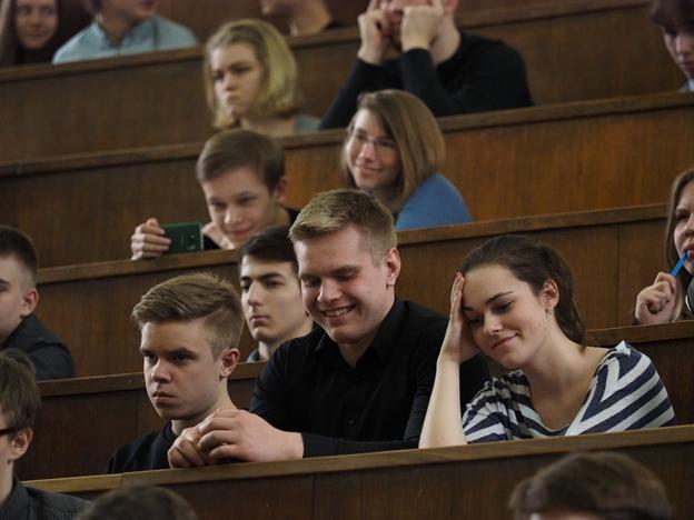 Конкурс студенческих работ мгу